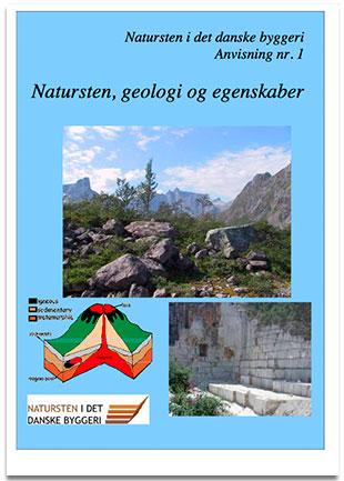 Natursten, geologi og egenskaber