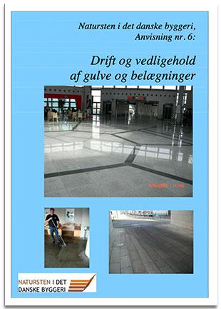 Drift og vedligehold af gulve og belægninger