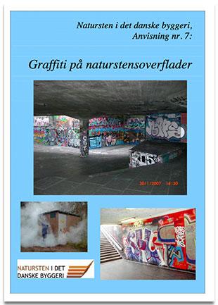 Graffiti på naturstensoverflader
