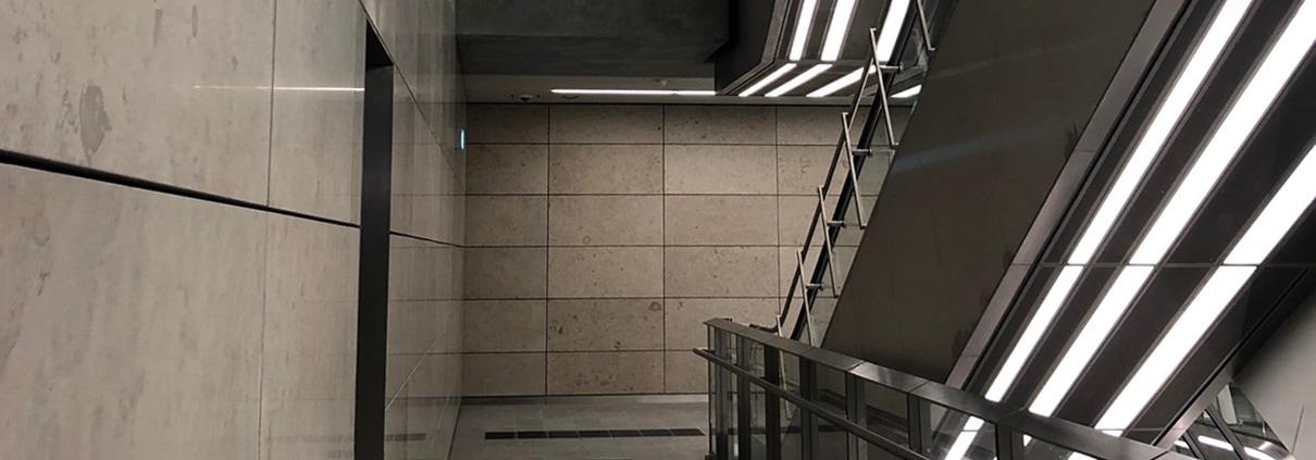 Klinthagen Marmorkirken Metro